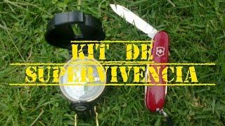 getlinkyoutube.com-Kit de Supervivencia Casero  .