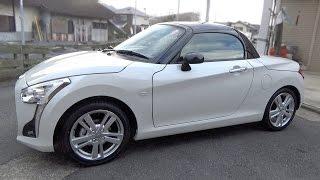 getlinkyoutube.com-DAIHATSU Copen Robe S Kei Car ダイハツ コペン ローブS