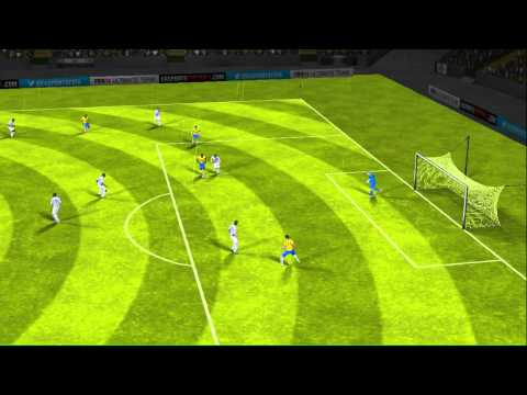 FIFA 14 iPhone/iPad - Brazil vs. Netherlands