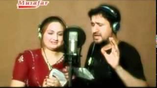 Rahim Shah And Musarrat Momand New Song Manra Yi Da Kabul 2011 - YouTube.flv