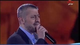 جورج وسوف_ صابر وراضى _ مهرجان القلعه والوادى 2008