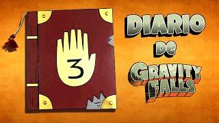 getlinkyoutube.com-Diario de Gravity Falls, cómo se hace