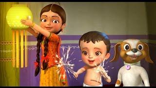 getlinkyoutube.com-Diwali Song   Hindi Rhymes for Children   Infobells