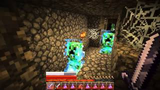 getlinkyoutube.com-Minecraft 秋風實況 - 苦力怕地牢Creeper Dungeon