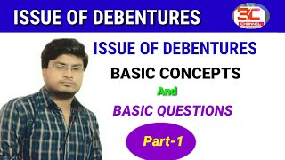 32# Issue of Debentures (part-1). Class 12th