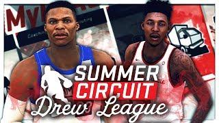 NBA 2K18 Summer Circuit 2K18 x Drew League Mod Preview (PC) (Terminal 23, AEBL & Crawsover)