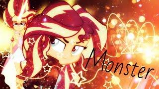 getlinkyoutube.com-Monster  [mini PMV] | (Flashy Warning :3)