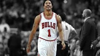 getlinkyoutube.com-Derrick Rose Best Moments As A Bull (Game Winners, Dunks, Crossovers, Etc)