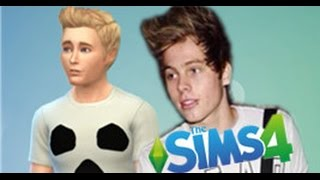 getlinkyoutube.com-The Sims 4 | Create A Sim - Luke Hemmings 5SOS | KerryGames