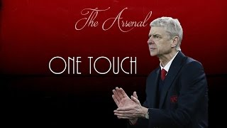 getlinkyoutube.com-One Touch ● Arsenal FC