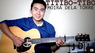 (WITH TABS!!) Moira Dela Torre | Titibo-Tibo (cover by Jorell) KARAOKE | INSTRUMENTAL | FINGERSTYLE