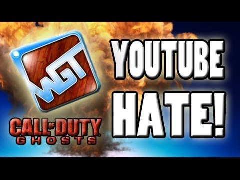 Dealing with YouTube Hate @woodysgamertag