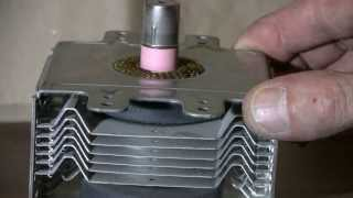 DIY How To Disassemble A Magnetron