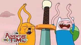 getlinkyoutube.com-The Sword of Billy | Adventure Time | Cartoon Network