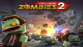 getlinkyoutube.com-Call of Mini™ Zombies 2 - Universal - HD Gameplay Trailer