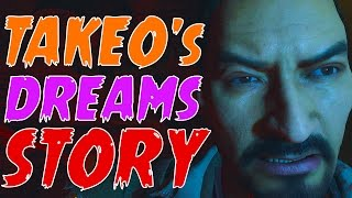 getlinkyoutube.com-Black Ops 3 ZOMBIES - TAKEO's VISIONS! HUGE STORY INFO! Der Eisendrachen Theory! Shadow Man & Maxis!