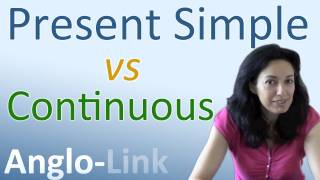 getlinkyoutube.com-Present Simple vs Present Continuous - Learn English Tenses (Lesson 1)