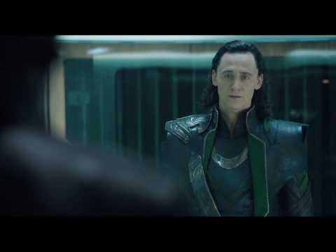 Marvel's Avengers Assemble - Loki Imprisoned Scene - Official | HD