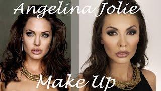 getlinkyoutube.com-Angelina Jolie MakeUp Tutorial