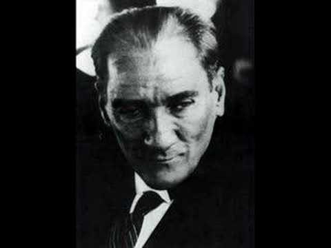 the greatest leader in the world.Mustafa Kemal ATATURK
