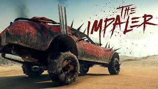 """getlinkyoutube.com-Mad Max Car Build : """"THE IMPALER"""""""