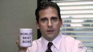 getlinkyoutube.com-The Office- Season 1- Michael- I Am The Best Boss