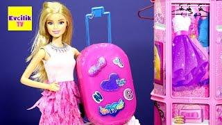 getlinkyoutube.com-Kendin Yap Bölüm 10   Barbie bebekler için valiz nasıl yapılır   Evcilik TV