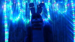 getlinkyoutube.com-Five Nights At Freddy's Real Life Size Models ( collection ) from Cony