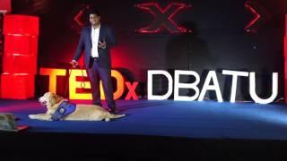 getlinkyoutube.com-How to treat diseases- use animals   Aakash Lonkar   TEDxDBATU