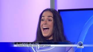 Carmen Lamabri comparte consejos para el cuidado de la piel
