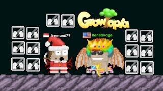 getlinkyoutube.com-Growtopia 😍 Fan meeting #2 + 2/14 Angels given