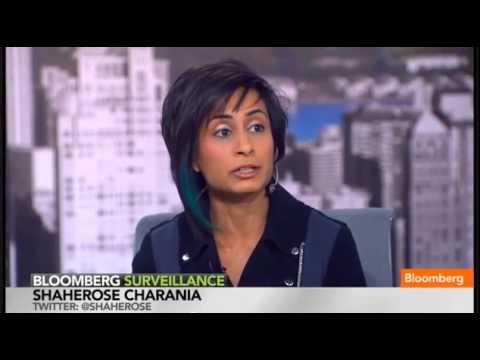 Shaherose Charania