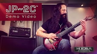 getlinkyoutube.com-MESA/Boogie JP-2C – John Petrucci Signature Mark IIC+ Official Demo