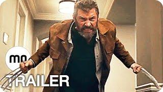 getlinkyoutube.com-LOGAN Trailer 2 German Deutsch (2017) The Wolverine