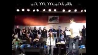 getlinkyoutube.com-نور عثمان فى ساقية الصاوى أبو زعيزع