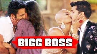 getlinkyoutube.com-Bigg Boss | Top 10 Most INTIMATE COUPLES