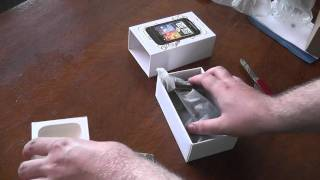 HTC Wildfire S (Black) - Unboxing - 1080P