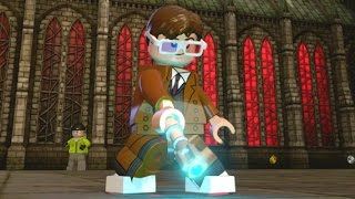 getlinkyoutube.com-LEGO Dimensions - All 13 Doctor's Special Moves (Combat Showcase)