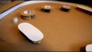 getlinkyoutube.com-Cardboard Pinball Machine