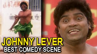 Johnny Lever Best Comedy Scene - Bollywood's Most Hilarious Funny Scene width=