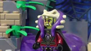 getlinkyoutube.com-Lego Ninjago Episode 13 War!