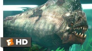 getlinkyoutube.com-Piranha 3D (5/9) Movie CLIP - Pissed Piranha (2010) HD
