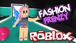 CUTE AS A BUTT-on! ROBLOX - FASHION FRENZY - GAMEPLAY