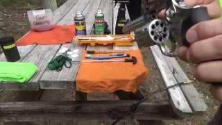 getlinkyoutube.com-Revolver Cleaning : How I Do It