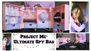 getlinkyoutube.com-For Spy's (SPIES) Only - Project Mc²™ Ultimate Spy Bag