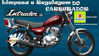 getlinkyoutube.com-Flaviano - Limpeza e Regulagem Carburador Suzuki Intruder ou YES