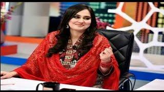 Ayesha Jahanzeb talking Imran Khan