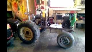 getlinkyoutube.com-homemade tractor