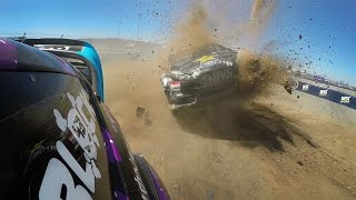 GoPro: Red Bull Global RallyCross 2015 Highlights
