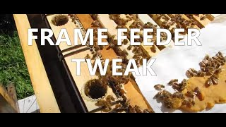getlinkyoutube.com-mudsongs.org:  How To Refill a Frame Feeder on a Langstroth Honey Bee Hive